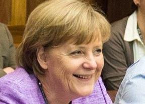Un paseo en barco con Merkel