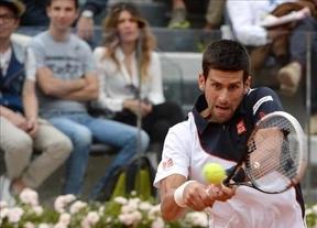 Djokovic derrota a Nadal y logra su tercer título en el torneo de Roma (4-6, 6-3 y 6-3)