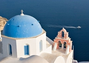 El turismo le da un pequeño respiro a Grecia