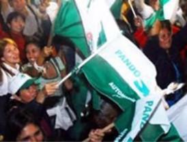 Cuatro vocales electorales de Pando fueron detenidos