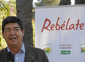 Las bases de IU se rebelan en Andalucía: no a los recortes 'neocon' que practica la Junta