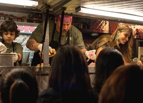 Cartelera: la cocina se convierte en cine con la película