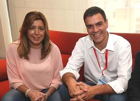 Una gripe se interpone en la gran foto de unidad Sánchez-Díaz
