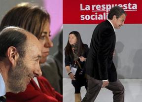 Zapatero echa la vista atrás en su discurso de despedida con poca autocrítica