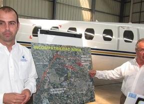El aeródromo de Casarrubios no descarta la vía judicial por el nuevo aeropuerto de Madrid