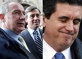 De la gloriosa imagen de la era Aznar a la imagen de Rato, Acebes y Matas en el banquillo