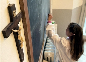 Al Gobierno de Cospedal le parece inviable la propuesta de Podemos de suprimir la educación concertada