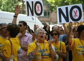 Las marchas 'anti-recortes' conquistarán las principales ciudades españolas este jueves