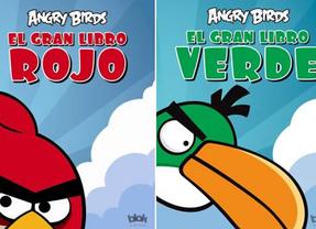 'Angry Brids' vuela a las estanterías con 'El gran libro rojo' y 'El gran libro verde'