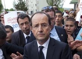 Hollande se enfrenta a su primera prueba de fuego en la segunda vuelta de las elecciones legislativas francesas