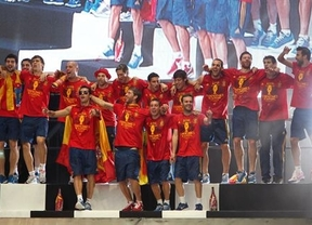 Las primas de 'La Roja' por ganar la Eurocopa tributarán en España