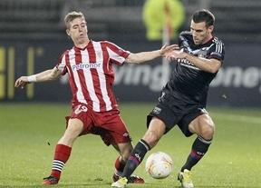 El Athletic Club no levanta cabeza y cae derrotado ante el Olympique de Lyon (2-1)