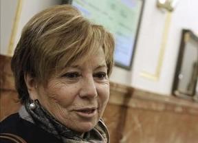 Celia Villalobos critica que los 'excesivos controles' policiales impidieron que hubiera más gente en el desfile de Felipe VI