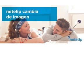 La operadora de telefonía IP netelip rediseña su imagen corporativa y anuncia el lanzamiento de nuevos servicios para su inminente internacionalización
