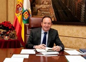 El 'popular' Pedro Sanz, ratificado como candidato a la Presidencia de La Rioja con un 94% de apoyos
