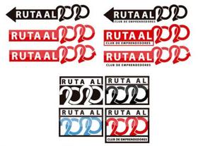 Ya tenemos logo ganador: la propuesta de Gunbird Design representará nuestro Club Ruta al 2020