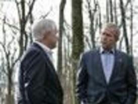 Bush se reúne con el nuevo secretario de Defensa para estudiar la situación en Irak