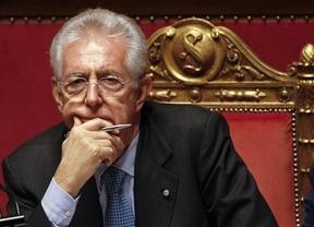 Monti da la espalda a Berlusconi y rechaza la propuesta de liderar al centro-derecha en Italia