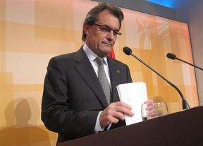 Artur Mas admite que Cataluña podría ser intervenida por el Estado