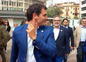 Albert Rivera en Baleares: