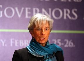 Lagarde pide a España e Italia que 'se dé prisa' en implementar las reformas económicas