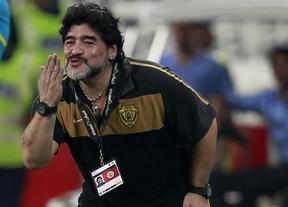 Vuelve el peor Maradona: