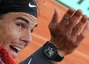 Nadal recupera su 'relojazo' de 300.000 euros