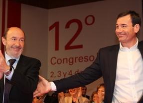 Rubalcaba 'achaca' a Gómez los 'pésimos' resultados en Madrid
