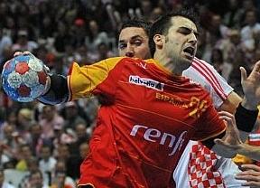 La Roja de balonmano también nos da alegrías: debú victorioso en la Supercup ante Suecia (23-25)