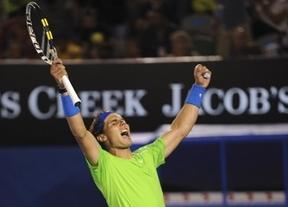 Nadal remonta a Federer y volverá a jugársela ante el intocable Djokovic en la finalísima de Australia