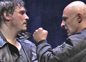 Roberto Álamo y Sergio Peris-Mencheta ponen en pie al público en 'Lluvia constante', de Keith Huff