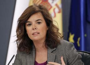 Sáenz de Santamaría va a ser el 'rostro principal' del Gobierno