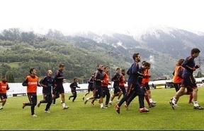La Roja vuelve al lugar del... éxito: concentrada en el mismo lugar donde preparó el Mundial de 2010