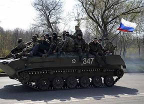 Sin solución para Ucrania: su presidente relanza la operación antiterrorista y Rusia está al acecho