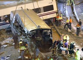El peor accidente de la historia del ferrocarril en España