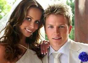 Kimi Räikkönen y su mujer se separan