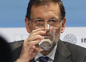 Rajoy dio 'plantón' a los periodistas gallegos en Madrid