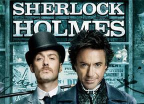 'Sherlock Holmes 2' es el rey  de la taquilla española