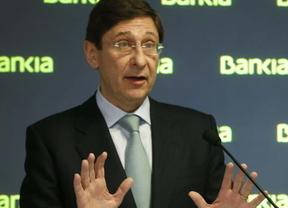 Goirigolzarri eufórico: ante los buenos resultados, no descarta que los españoles puedan recuperar el dinero del rescate
