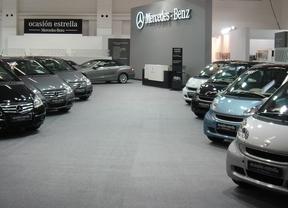 Stand de Mercedes-Benz