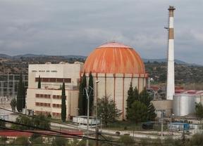 El desmantelamiento de la central de Zorita supera el ecuador