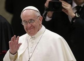 El Papa Francisco pide a los sacerdotes católicos que sean 'pastores con olor a oveja' y no meros 'profesionales'