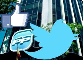 Movilización en internet para protestar contra la corrupción en la sede del PP