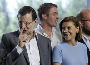 La cúpula del PP analizó en Sigüenza encuestas y la estrategia para el curso