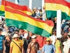 Marchistas por el TIPNIS retoman la protesta desde Chuspipata