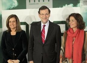 Lorenzo Amor aprovecha el 'Foro ATA' para pedir a Rajoy que acelere la rebaja de impuestos