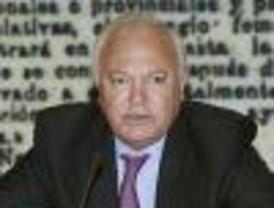 Moratinos cree que las empresas aprueban su gestión
