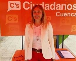 María Jesús Amores, candidata de Ciudadanos a la Alcaldía de Cuenca