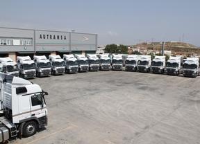 Autransa renueva su flota con Mercedes-Benz