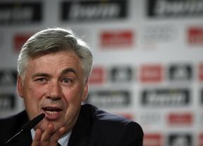 Ancelotti sobre su idea de juego: